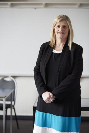 Sue Harrap, Principal
