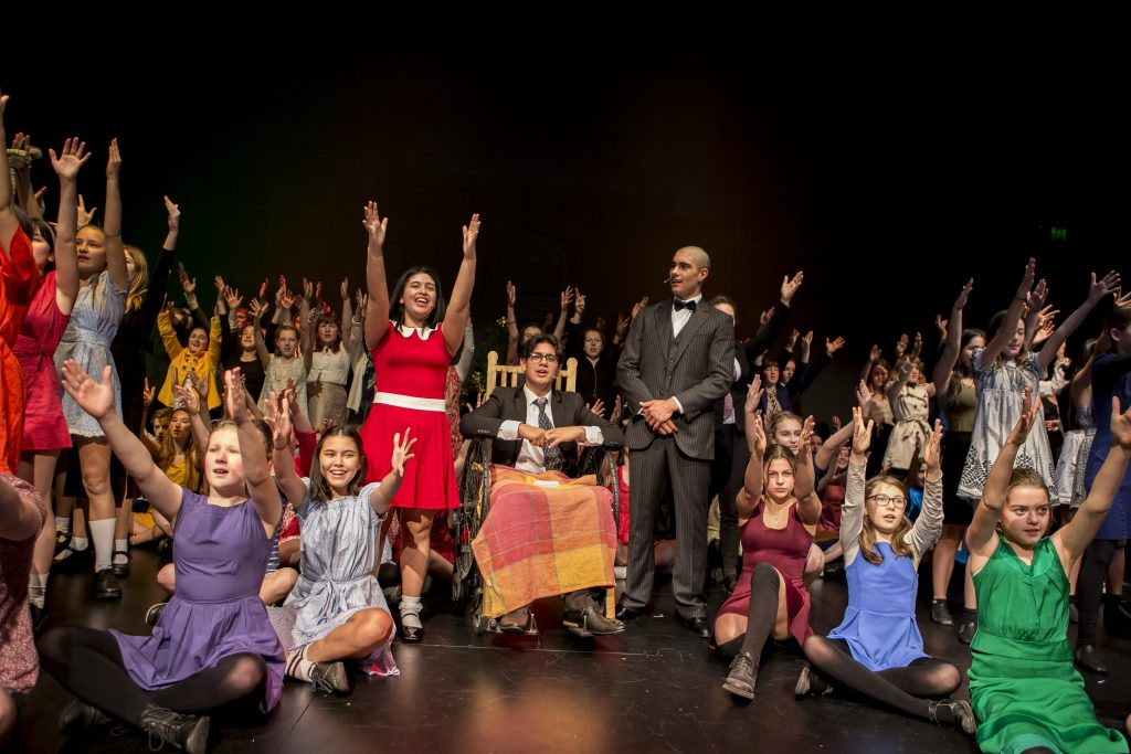 Student perfomance of Annie